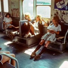 Swiss photo reporter Willy Spiller captured the grit of the NYC subway in the 70s and 80s during his work commute. Check out the pics.