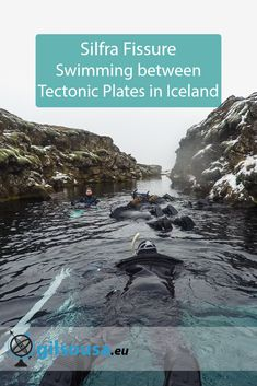 Silfra Fissure, swimming between Tectonic Plates in Iceland - Look Left Iceland Travel Tips, Europe Travel Guide, Travel Guides, Landscape Photography Tips, Scenic Photography, Aerial Photography, Night Photography, Landscape Photos, European Travel