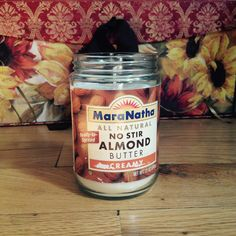 A personal favorite from my Etsy shop https://www.etsy.com/listing/232059660/almond-butter-soy-wax-candle