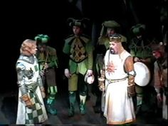 Tim Curry and David Hyde Pierce singing You Won't Succeed on Broadway (If you don't have any Jews!)