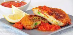 Das wird mal probiert! :)   Veganer Sonntag – Kartoffel Cordon Bleu vegan