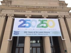 The Biggest Birthday Bash in full-throttle at the Missouri Missouri History Museum in Forest Park!