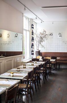 BUFFET VAN ODETTE - breakfast / lunch - Prinsengracht 598 (Centre)