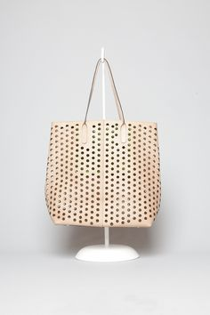 Totokaelo - Rachel Comey - Punched Tote - Natural