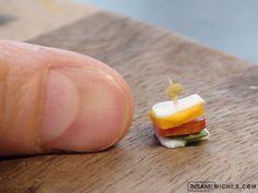 bizar broodje: smallest