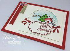 Set 2x3 Casita en Navidad http://artemanual-scrap.blogspot.com/2015/11/feliz-navidad-twist-preparate-para.html