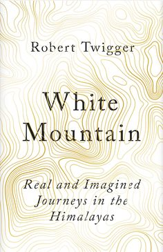 White_Mountain, book cover designed by Harry Haysom