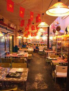 ベトナム料理 内装 - Google 検索