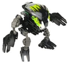 Lego Bionicle Bohrok Nuhvok (GREY) #8561 by LEGO. $49.99. Set contains 40 Lego parts and building instuctions in a reuseable storage container.. Made by Lego in 2002 and long out of production.. Lego Bionicle Mata Nui Bohrok NUHVOK (Black) Set #8561. Amazon.com                The Bohrok, a race consisting of six insectlike species that use  elemental powers, add to the mythological story of the Bionicles. The Nuhvok are  the Earth Bohrok, who can tunnel through...