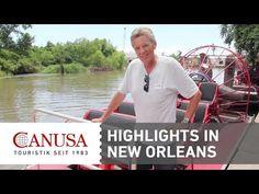 Video: New Orleans – die Vielfalt der Südstaaten an einem Ort | traveLink.