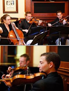 Armonico String Ensemble is a group of entertainers for hire who play popular and classical pieces. They have musicians for weddings, corporate events, and other parties.