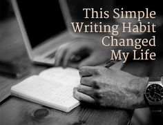 If you've ever wanted to become a writer, I want to share my personal experience of becoming a writer and explore the writing habits I had to develop.