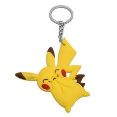 Pokemon- Pikachu Keychain