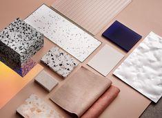 Gina Tricot Concept Store Stockholm by Note Design Studio - Pastel - Design Note Design Studio, Notes Design, Icona Pop, Le Manoosh, Material Board, Swedish Fashion, Gina Tricot, Shop Interiors, Store Design