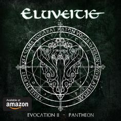 Band: Eluveitie Titel: Evocation II – Pantheon Label: Nuclear Blast VÖ: Genre: Folk/Melodic Death Metal Bewertung: Written by: Jasmin Death Metal, Musica Metal, Learn Guitar Chords, Rock Y Metal, Warner Music Group, Metal Albums, Thrash Metal, Lp Vinyl, Vinyl Records