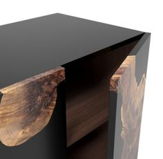 Diy Wood Projects, Woodworking Projects, Plinth Blocks, Halloween Wood Crafts, Joinery Details, Resin Furniture, Diy Epoxy, Oil Stains, Resin Table