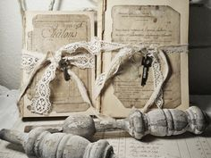 A Little Bit French: Sweet Salvage Treasures and a Preview
