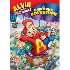Alvin and the Chipmunks - The Chipmunk Adventure (DVD)  http://postteenageliving.com/amazon.php?p=B0013LRKTO