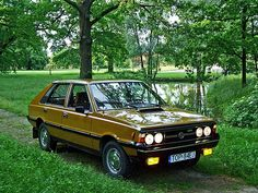 #FSO Polonez 1500  One of the worst #cars ever A piece of junk Literally!!!!