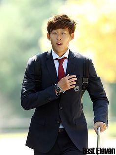 Heung Min Son