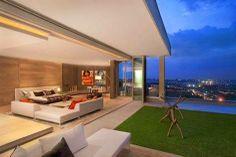 """Sandton Johannesburg"" penthouse"
