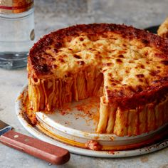Rigatoni Pie alla Vodka By Food Network Kitchen