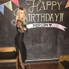 Morgan's Birthday