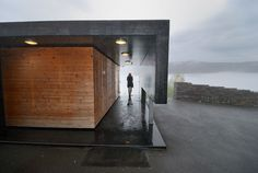 Stegastein Aurland: On list of THE WORLD'S 10 BEST PUBLIC TOILETS FOR 2015