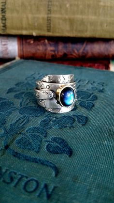 gail Williams Jewelry Enamel Jewelry, Class Ring, Sapphire, Metal, My Style, Rings, Ring, Jewelry Rings