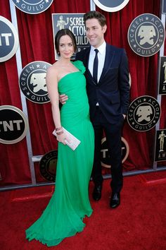 Emily Blunt Photos: 18th Annual Screen Actors Guild Awards - Red Carpet