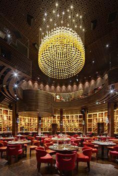 Qbara restaurant - Lasvit