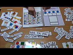 Uczę się czytać cz  1 - początkowa nauka czytania - YouTube Montessori, Youtube, The Creator, Education, Phonological Awareness, Speech Language Therapy, Room, Bebe, Onderwijs