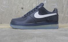 "Nike Air Force 1 Low ""Medal Stand"". Wish the soles stay clear forever."