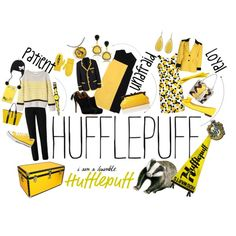 Harry Potter Houses of Fashion: Hufflepuff