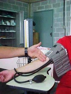 Confira a técnica correta de verificação da Pressão Arterial (PA).