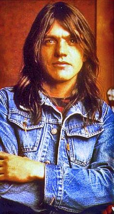 AC/DC PIC 30 MALCOLM YOUNG