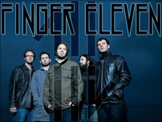 Finger Eleven. Seen in Springfield MO. 2007