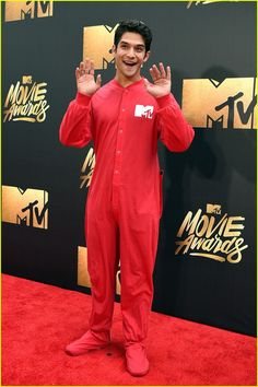 Tyler Posey at MTV Movie Awards 2016
