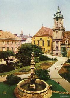 Bratislava, Old Photos, Mansions, Architecture, House Styles, Photography, Times, Retro, Art
