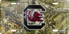 South Carolina Gamecocks Realtree® Camo
