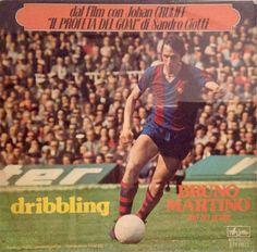 """Film """"Il Profeta del gol"""" (1976) Colonna sonora 45 giri"""