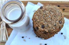 Protein Packed Monster Breakfast Cookies (grain, dairy, egg & nut free)
