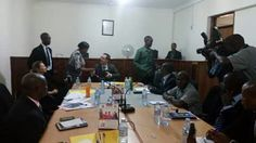#Uganda #Genocide - #Kasese MPs have met with ICC reps