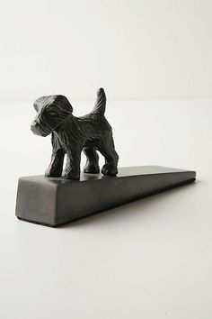 Anthropologie Watchdog Doorstop