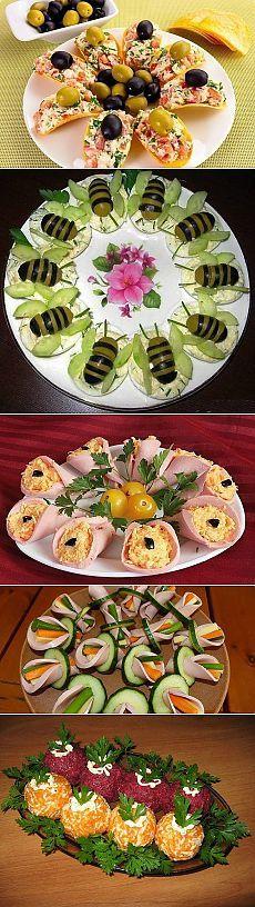 интересные идеи блюд..