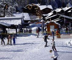 Alpine Garden Apartment   Holiday Apartment      Haute-Savoie   The Rhône Alps   Ski in, Ski Out!   Sleeps 8   €450per week  #holidayrentals #maisondevacances #vakantiehuis #ferienhaus #france