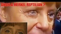 Angela Merkel's Eyes- WTF?!?!?