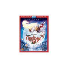 Disney's A Christmas Carol [3D] [4 Discs] [Includes Digital Copy] [Blu-ray/Dvd]
