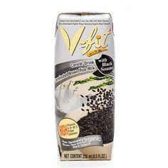 Молоко из коричневого риса с экстрактом черного кунжута 250 мл