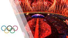 Cerimônia de Abertura do Rio 2016 Completa   Jogos Olímpicos Rio 2016